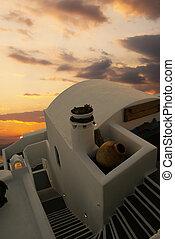 Santorini sunset (Firostefani) - Greece vacation