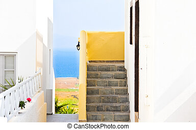 santorini sziget