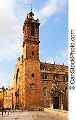 santos, juanes, バレンシア, 教会