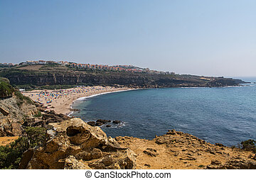 sao lourenco beach portugal