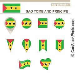 Sao Tome and Principe Flag Collection