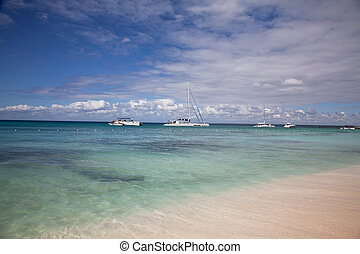 Saona island beach 3