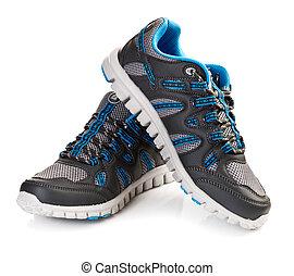 sapatos correntes