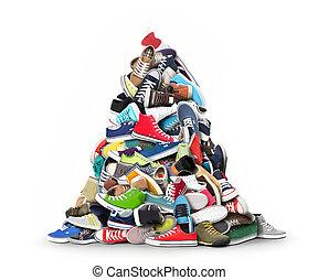 sapatos, desporto