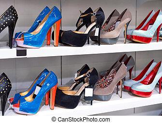 sapatos, fundo