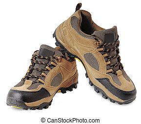 sapatos, hiking