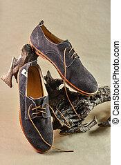 sapatos, homem