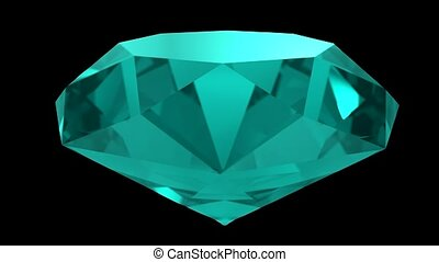 Sapphire topaz turquoise gemstone gem stone spinning wedding...