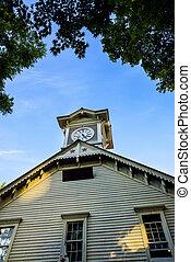 Sapporo Clock Tower in Sapporo Japan1