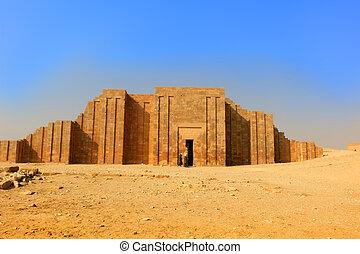 saqqara, エジプト, 入口