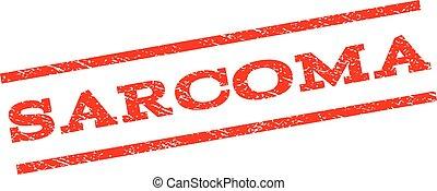 Sarcoma Watermark Stamp