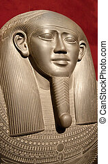 sarcophagus, egyptisch