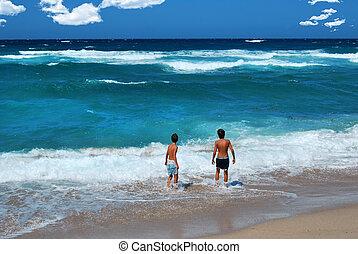 Sardinia Badesi - clear water for the holidays