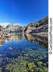 Sardinia - Calafico bay