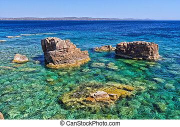 Sardinia - San Pietro Isle