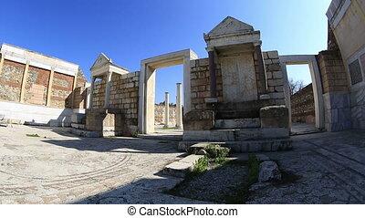 Sardis Ancient City