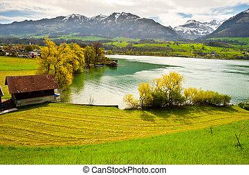 sarner, 湖