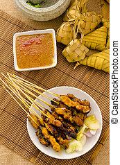 satay malay hari raya foods