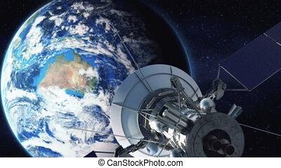 satelita, prosperować