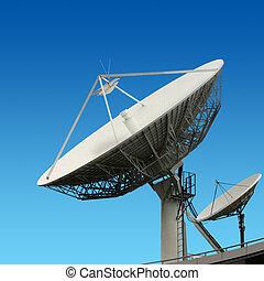 satelitní město nádobí