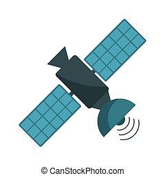 satellite antenna communication wireless