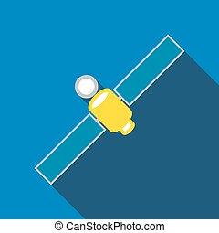 satellite icon set
