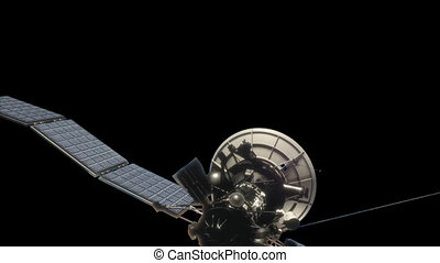 satellite, transparence