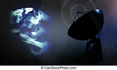 satellite, variation