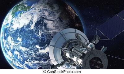 satellite, zoom
