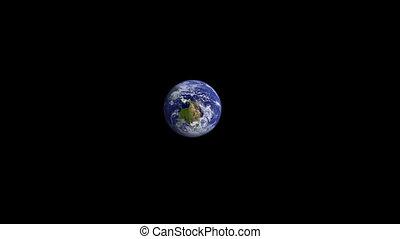 satellitenaufnahmen, zu, la, zoom