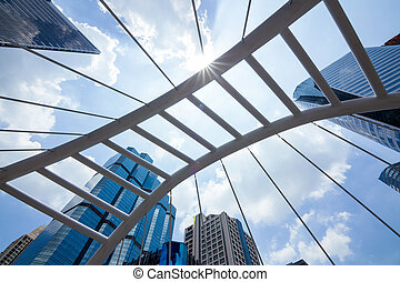 Sathorn Bridge