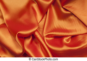 Satin In Orange Series