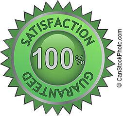 satisfaction, garantie