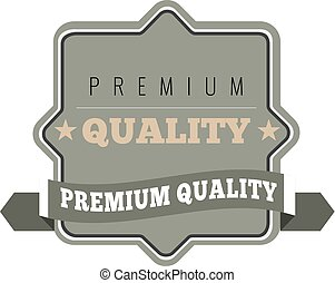Satisfaction guaranteed seal stamp badge. Vector illustration.