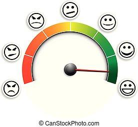 satisfaction_meter_03 - detailed illustration of a customer...