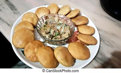 sattu, bihari, chokha, litti, litty, 食物, indian, ∥あるいは∥