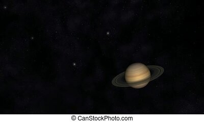 Saturn Animation