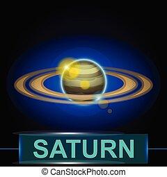 saturno, pianeta