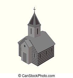 satz, orthodox, symbol, web., abbildung, vektor, kirche, icon., kapelle, bestand