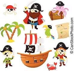satz, pirat