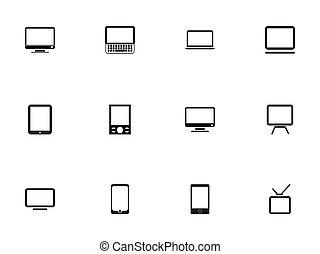 Wohnung fernsehen fernsehapparat symbol sendung for Mobile tv dwg