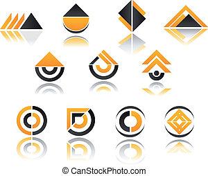 satz, von, symbole