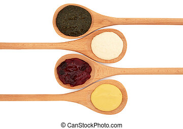Sauce and Jelly Selection