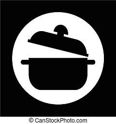 saucepan icon