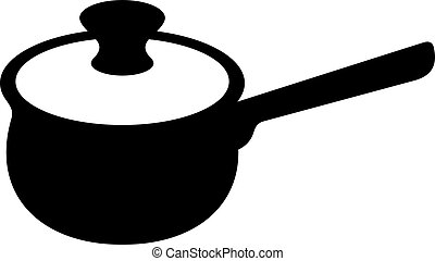 Saucepan, shade picture