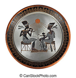 Saucer from Egypt
