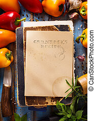 saudável,  bio, legumes, arte, alimento