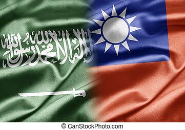 Saudi Arabia and Taiwan