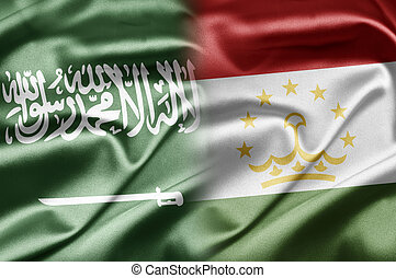 Saudi Arabia and Tajikistan