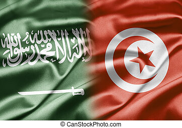Saudi Arabia and Tunis
